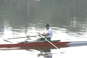 Rowing pic.